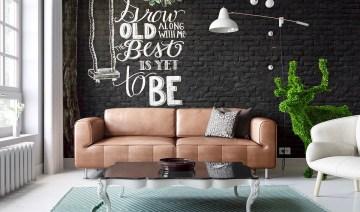 Creative Ideas Exposed Brick Wall Decor