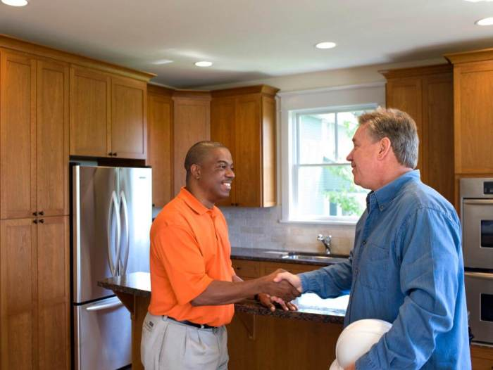 Talk to Kitchen Remodeling Contractors