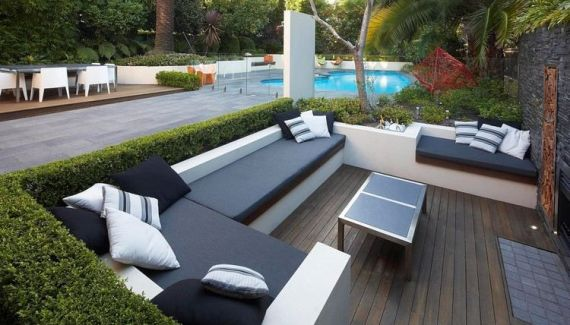 Relaxing Terrace Ideas