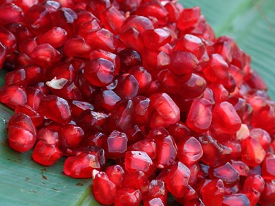 Aceite vegetal de semillas de Granada: Punica Granatum (Pomegranate) Seed Oil