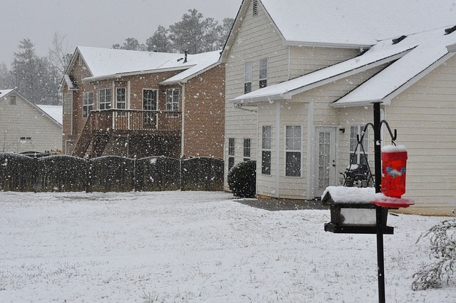 When The Weather Outside Is Frightful…Snow Removal Services