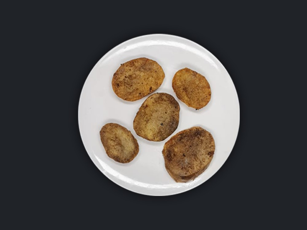 Croquette Potatoes