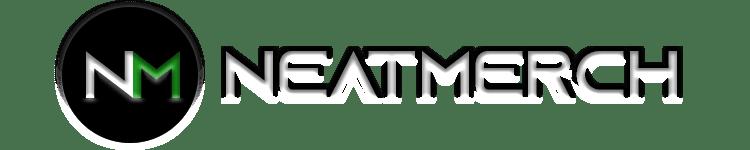 Neatmerch White Text Logo