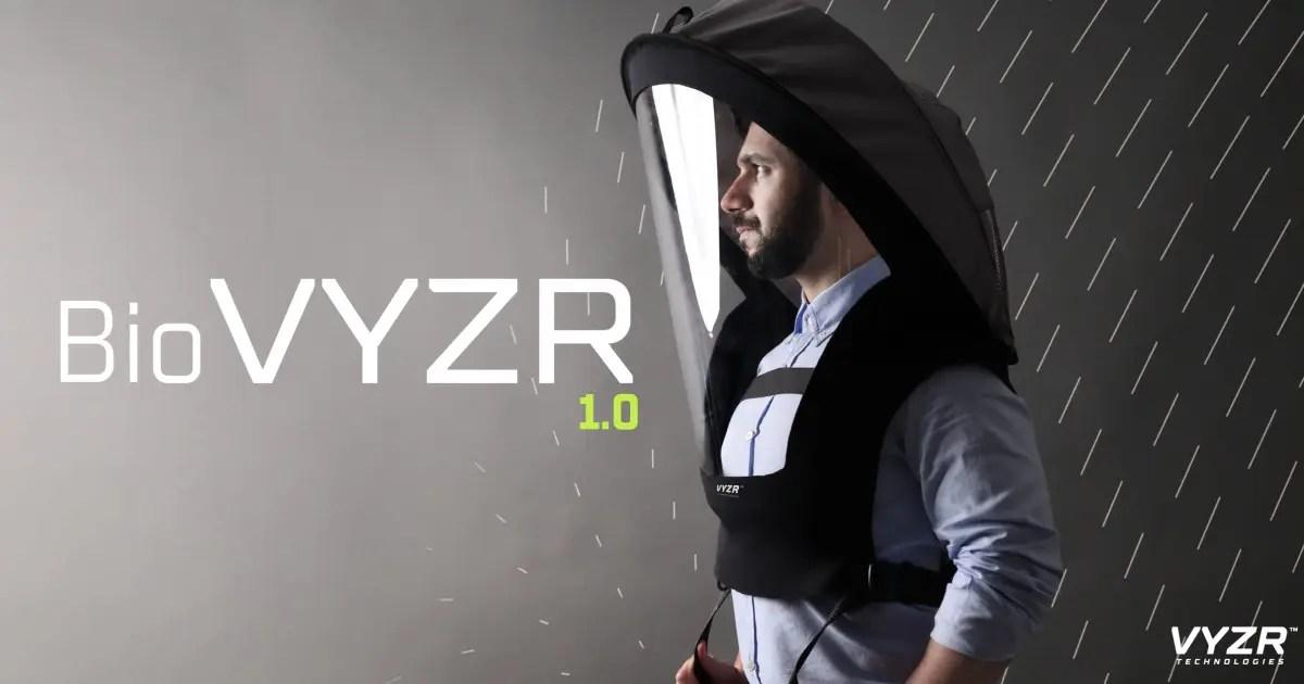 BioVYZR: Venture Out & Breathe Easy