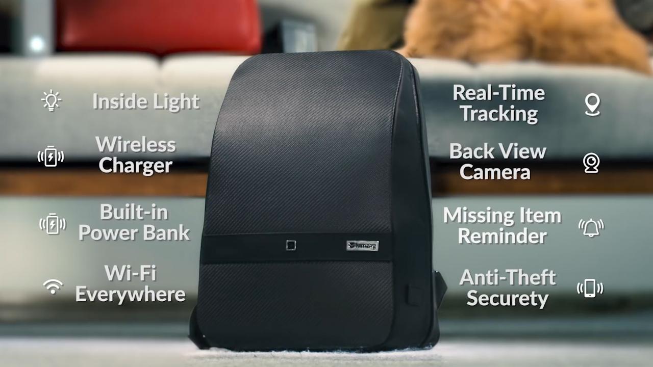 lumzag the smart backpack