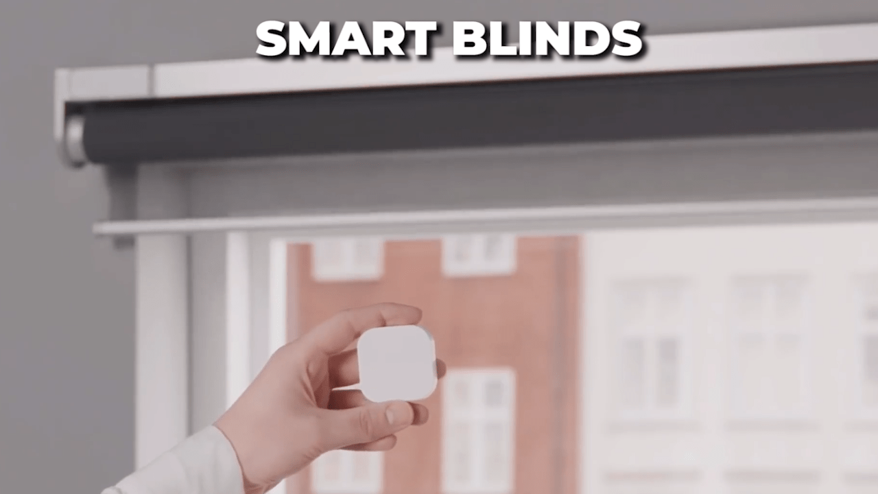 automatic electric blinds by ikea