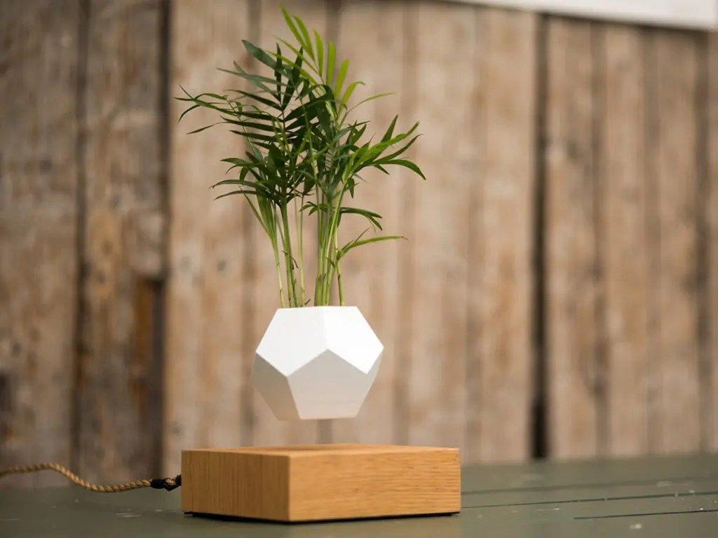 Flyte-Lyfe-Magnetic-Floating-Levitating-Planter-Pot