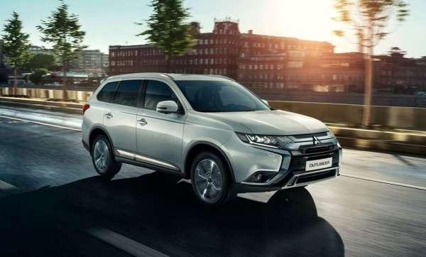 Тест-драйв Mitsubishi Outlander 2019: характеристики и цена