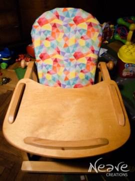 Krzesełko w nowej odsłonie@NeaveCreations 2016