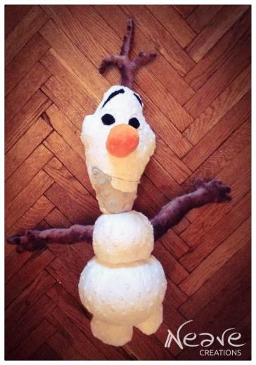 Olaf prawie finalny@ NeaveCreations 2015