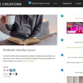 Nowy layout - wersja 02 (canape) @ NeaveCreations 2017