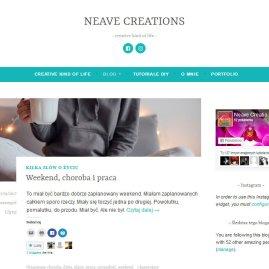 Nowy layout - wersja 01 (dora) @ NeaveCreations 2017