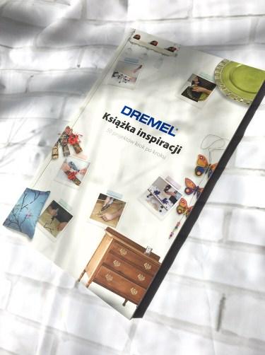 Dremel, książka inspiracji. 50 projektów krok po kroku.