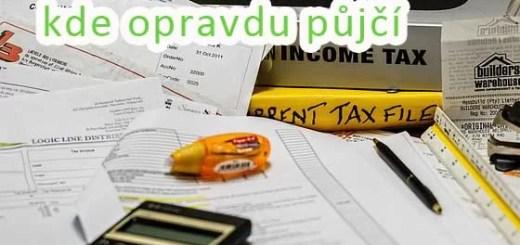 Nebankovní půjčky kde opravdu půjčí