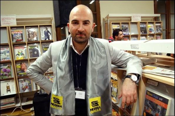 Donato Carrisi nebbiagialla 2010