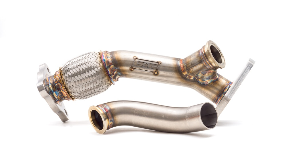 WRX//STi//LGT Turbo to Downpipe Gasket 7-layer 22/% thicker then GrimmSpeed 02-14
