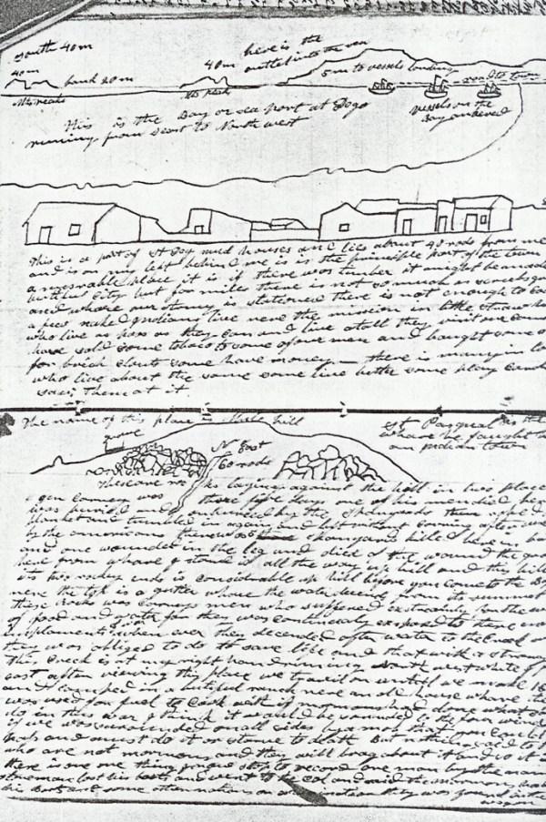 MORMON BATTALION JOURNAL OF LEVI W HANCOCK Vol 3