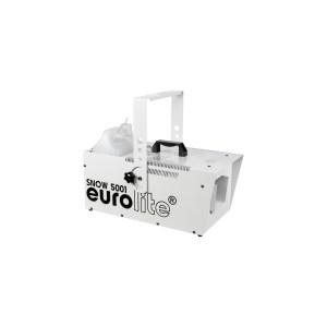 FX – Eurolite SNOW 5001 incl 5 liter blandet væske