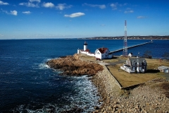 Eastern Point Lighthouse from 400'