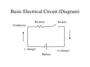 Tech Lesson 115a: Electricity and Circuits