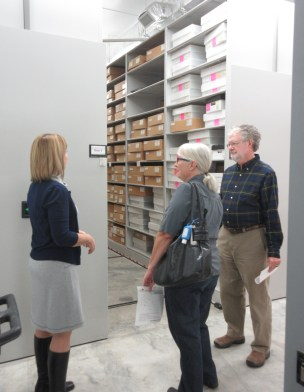 NSHS Archeology Open House - Collections