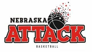 NebraskaAttackBasketballLogo