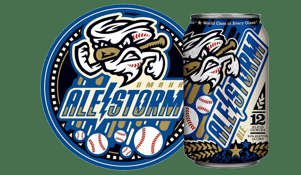 Ale Storm Beer from Nebraska Brewing Company