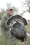 Merriam's Turkey Hunting In Nebraska - 855-472-2875