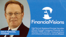 Dale Percival of Financial Visions