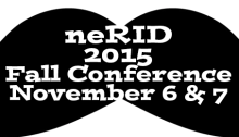 2015 neRID Fall Conference