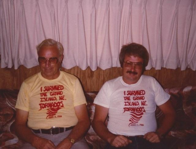 Grandpa & Dad