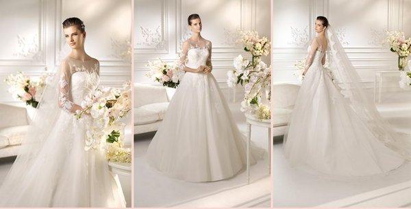 White One By Pronovias Wedding Dress Nigeria