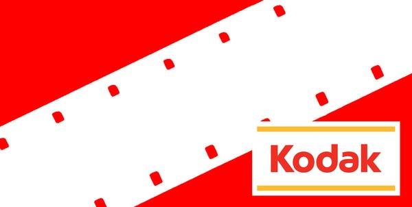 Kodak White Acetate Movie Leader - 16mm Double Perf ...