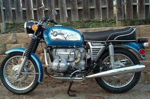 BMW R505 R605 R755 1972  1973 | PROSPERO'S GARAGE