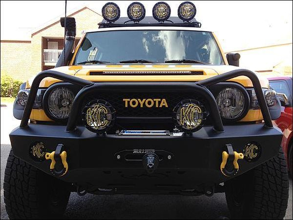 Round Led Offroad Lights