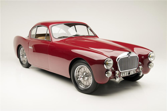 Lot 5069 - 1955 Talbot-Lago T-26 Grand Sport GSL Coupe