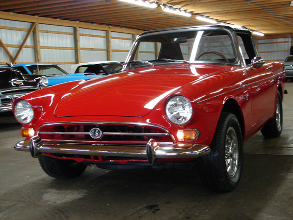 Lot 803 - 1966 Sunbeam Tiger