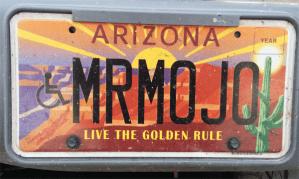 Arizona Coyotes License Plate Massacre