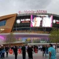 How's T-Mobile Arena in Las Vegas?