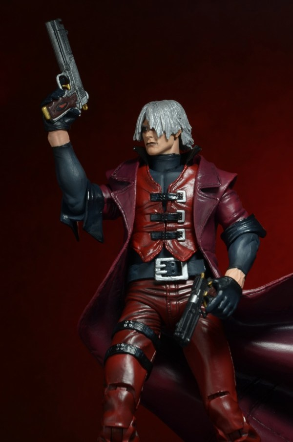 Closer Look: Devil May Cry – Ultimate Dante 7″ Action ...
