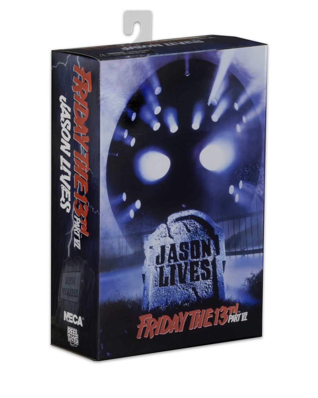 Friday The 13th 7 Scale Action Figure Ultimate Part 6 Jason