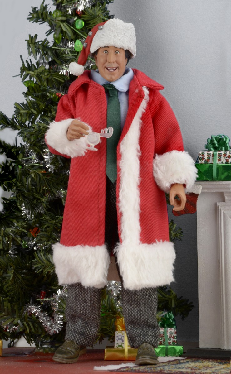 National Lampoons Christmas Vacation 8 Clothed Figure