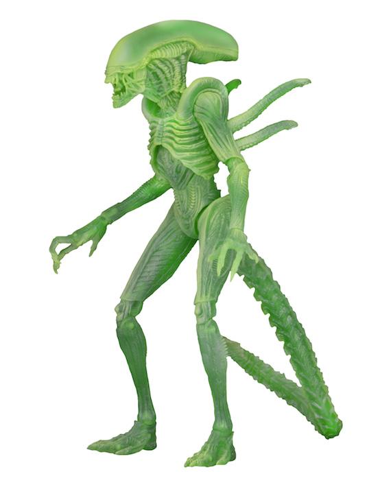 570w Thermal Alien