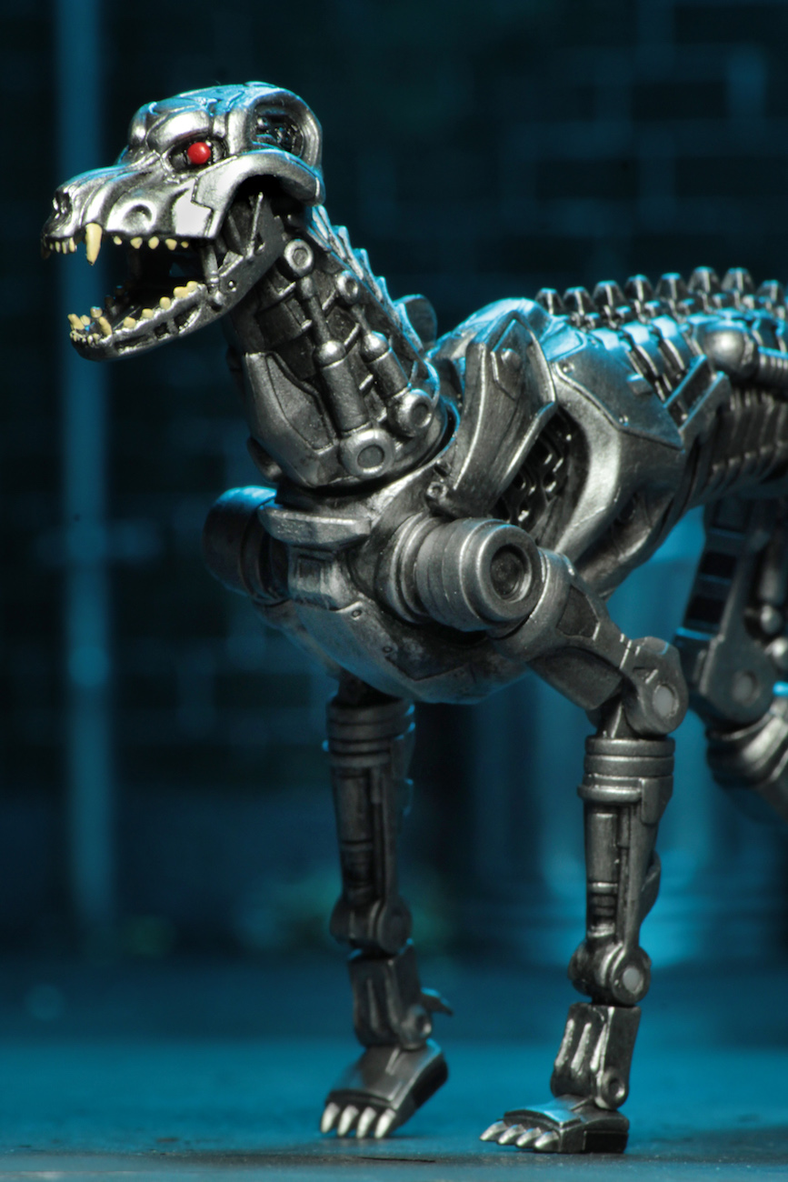 RoboCop Vs The Terminator 7 Scale Action Fig EndoCop