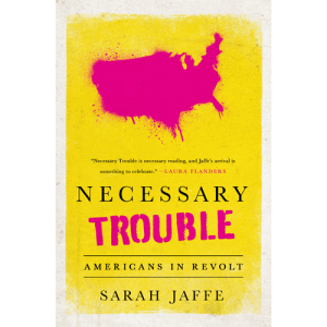 Necessary Trouble Book Jacket