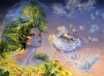 Josephine Wall_Time Flies