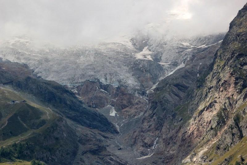 mountaintop view