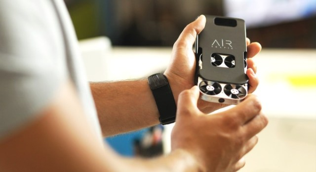 Airselfie Drone Review Portable Flying Camera For Selfie Lovers