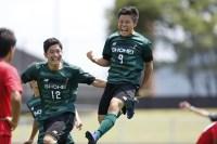 東福岡にジャイアントキリング! 昌平・本間椋、松本泰志の活躍で三回戦進出!