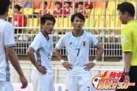 【U-19日本代表】ゲームを統べる背番号7、チームおける大黒柱・神谷優太の決意